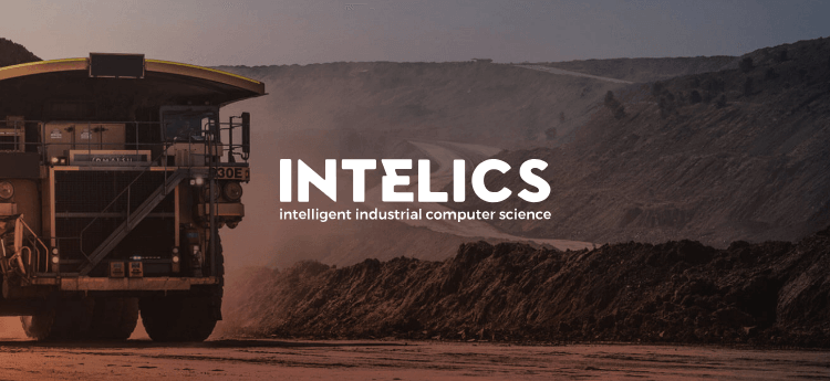 Intelics, Website and Brand Identity for Brisbane Software Company